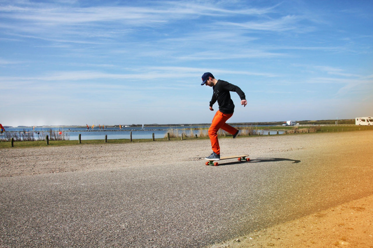active lakeside Long board clinic